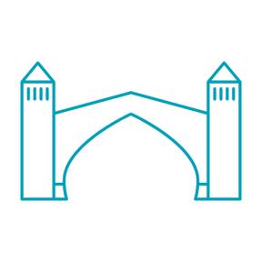 Icon Graphic - #SimpleIcon #IconElement #bosnia #bridge #monuments #Mostar