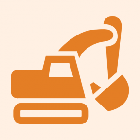 Icon Graphic - #SimpleIcon #IconElement #building #scoop #tools #tool #trade #transport #materials #transportation #transports