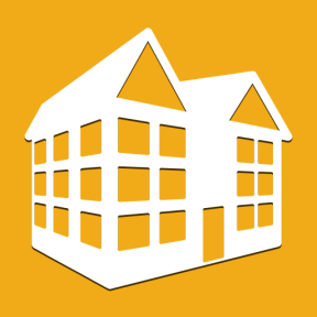 Icon Graphic - #SimpleIcon #IconElement #building #buildings #sloping #roof