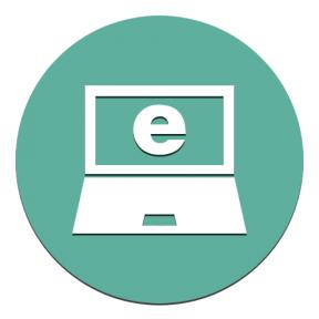 Icon Graphic - #SimpleIcon #IconElement #computer #circles #circular #computers #circle #education