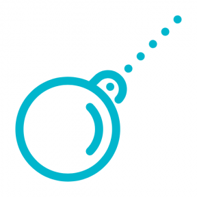 Icon Graphic - #SimpleIcon #IconElement #construction #chain #tool #demolition