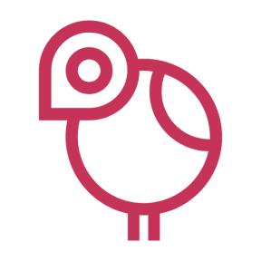 Icon Graphic - #SimpleIcon #IconElement #farm #animals #farming #birds #bird