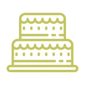 Icon Graphic - #SimpleIcon #IconElement #food #bakery #sweet #baker #dessert #cake