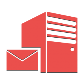 Icon Graphic - #SimpleIcon #IconElement #mail #computer #message #server #interface #data #digital