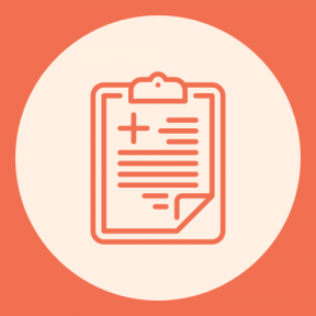 Icon Graphic - #SimpleIcon #IconElement #notepad #clinic #symbol #hospital #geometric #shapes #essentials #geometrical