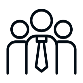 Icon Graphic - #SimpleIcon #IconElement #office #tie #network #people #working #networking