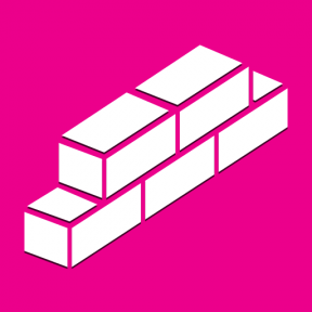 Icon Graphic - #SimpleIcon #IconElement #parts #constructing #bricks #brick #wall #building #trade #materials