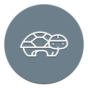 Icon Graphic - #SimpleIcon #IconElement #symbols #zoo #animals #shape #life #black #circular #circles #kingdom #animal