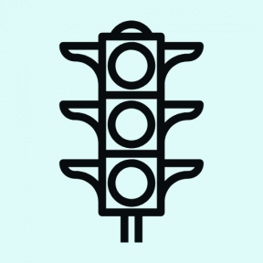 Icon Graphic - #SimpleIcon #IconElement #technology #city #urban #lights #circulation #sign #traffic