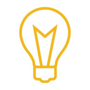 Icon Graphic - #SimpleIcon #IconElement #utensils #Tools #illumination #idea #invention