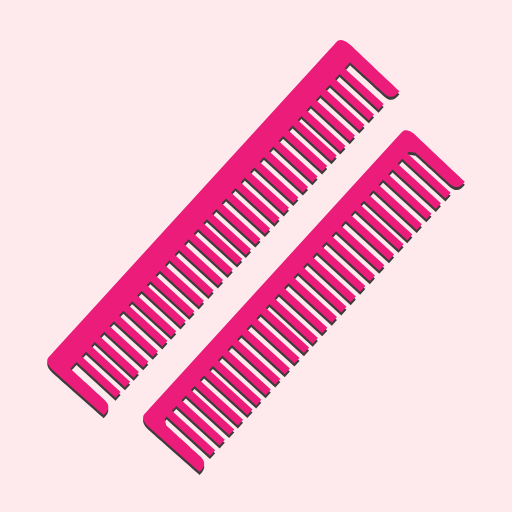 Line,                Product,                Font,                Magenta,                Brand,                Couple,                Hair,                Salon,                Utensils,                And,                Tool,                Comb,                Combs,                 Free Image