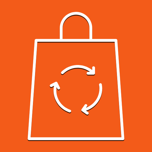 Red,                Yellow,                Orange,                Text,                Font,                Product,                Line,                Area,                Logo,                Supermarket,                Arrows,                Bags,                Ecological,                 Free Image