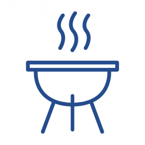 Icon Graphic - #SimpleIcon #IconElement #bbq #hot #Broiler #grill #barbecue