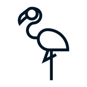 Icon Graphic - #SimpleIcon #IconElement #bird #zoo #wildlife #birds #animals