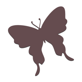 Icon Graphic - #SimpleIcon #IconElement #butterfly #butterflies #to #animals #insect #top #shape #animal