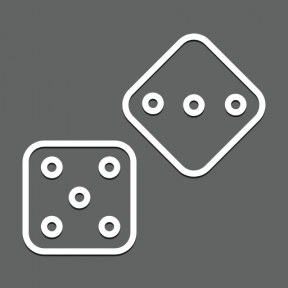 Icon Graphic - #SimpleIcon #IconElement #casino #numbers #bets #game #luck #lucky