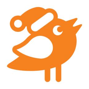 Icon Graphic - #SimpleIcon #IconElement #cold #claus #animals #hat #bird #santa #winter