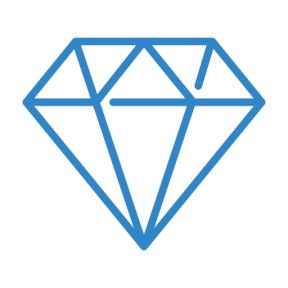 Icon Graphic - #SimpleIcon #IconElement #diamonds #luxury #jewelry #jewels #jewel