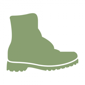 Icon Graphic - #SimpleIcon #IconElement #fashion #footwear #military #boot #clothing