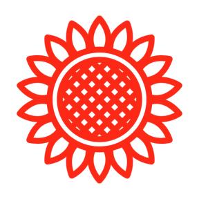Icon Graphic - #SimpleIcon #IconElement #flower #nature #flowers #garden #gardening #yard