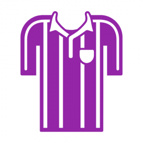 Icon Graphic - #SimpleIcon #IconElement #football #play #striped #cloth #player #stripes #t-shirts