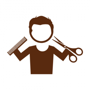 Icon Graphic - #SimpleIcon #IconElement #hair #hairdresser #comb #salon #hairstyle