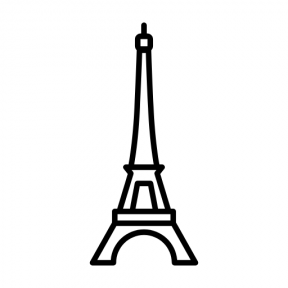 Icon Graphic - #SimpleIcon #IconElement #monumental #monuments #memorial #construction #france