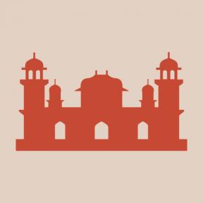 Icon Graphic - #SimpleIcon #IconElement #monuments #Mausoleum #agra #india