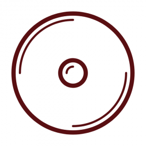 Icon Graphic - #SimpleIcon #IconElement #music #player #cd #dvd #technology