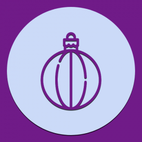 Icon Graphic - #SimpleIcon #IconElement #present #circle #decoration #christmas #adding #adornment #ornamental