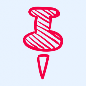 Icon Graphic - #SimpleIcon #IconElement #tool #sketch #pin #interface #sketched