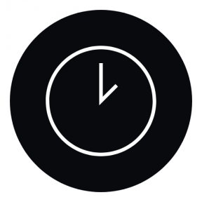 Icon Graphic - #SimpleIcon #IconElement #watch #timer #shape #geometric #utensils #circle #and