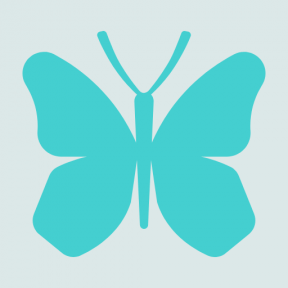 Icon Graphic - #SimpleIcon #IconElement #wing #wings #bug #bugs #butterfly #butterflies #animals