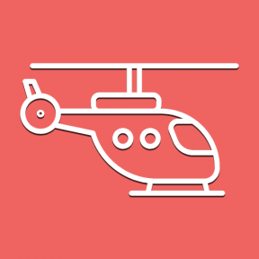 Icon Graphic - #SimpleIcon #IconElement #fly #flying #transport #chopper