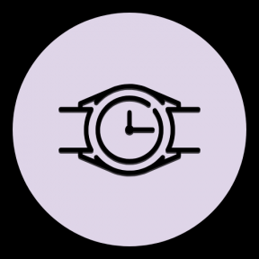 Icon Graphic - #SimpleIcon #IconElement #wristwatch #shapes #tool #symbol #black #symbols #circle