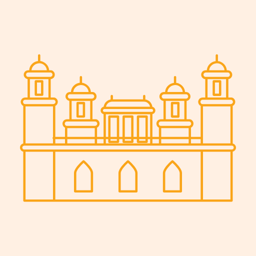 Yellow,                Text,                Line,                Font,                Product,                Area,                Facade,                Illustration,                Tomb,                India,                Monuments,                Agra,                Monument,                 Free Image