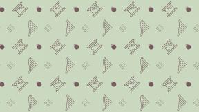 HD Pattern Design - #IconPattern #HDPatternBackground #jump #candies #sugar #olympic #sweet #food #interface