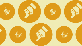 HD Pattern Design - #IconPattern #HDPatternBackground #finger #round #part #circle #circular #gesture #body #insects #flies #insect