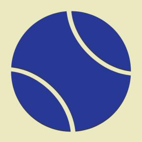 Icon Graphic - #SimpleIcon #IconElement #ball #tennis #sports #sportive #balls