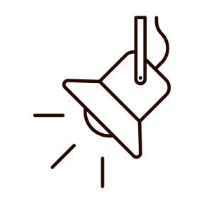 Icon Graphic - #SimpleIcon #IconElement #bulb #electric #illumination #technology #light #lamp