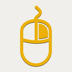 Icon Graphic - #SimpleIcon #IconElement #click #stroke #mouse #computer #hardware #right