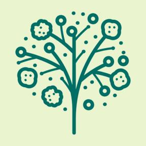 Icon Graphic - #SimpleIcon #IconElement #garden #nature #Caryophyllaceae #park #gardening #flower
