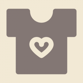 Icon Graphic - #SimpleIcon #IconElement #garment #shirt #clothes #heart #fashion #clothing #masculine