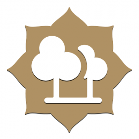 Icon Graphic - #SimpleIcon #IconElement #label #and #backgrouns #clouds #park #corners #inset #stars