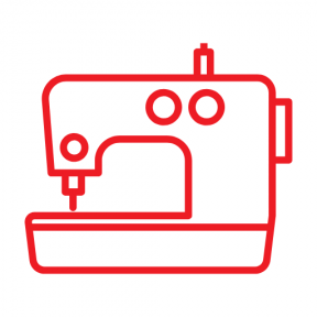 Icon Graphic - #SimpleIcon #IconElement #sewing #tool #sew