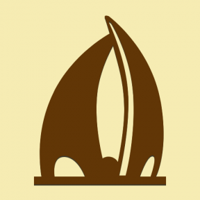 Icon Graphic - #SimpleIcon #IconElement #ship #sailing #bahrain #monuments