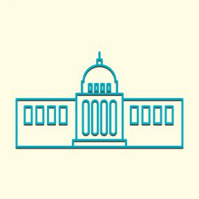 Icon Graphic - #SimpleIcon #IconElement #united #usa #monuments #states #capitol