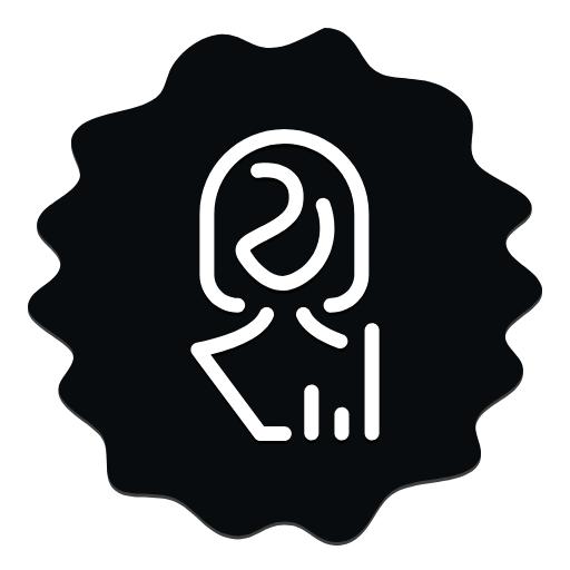 Font,                Logo,                Product,                Brand,                Symbol,                Black,                And,                White,                Circles,                Raggedborders,                Frame,                Woman,                Decorative,                 Free Image