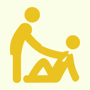 Icon Graphic - #SimpleIcon #IconElement #aid #wound #damage #care #people #help #fall