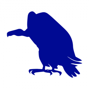Icon Graphic - #SimpleIcon #IconElement #animal #silhouettes #vulture #kingdom #silhouette #shapes
